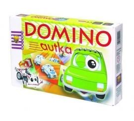 """Domino žaidimas - """"Mašinos"""""""
