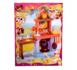 Žaislinė lauko krosnis