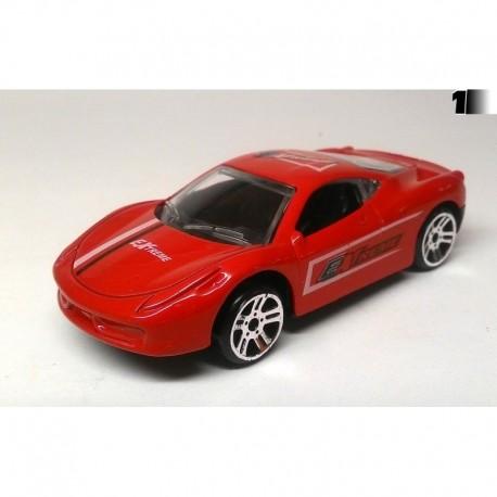 Metalinės mašinos - modeliukai