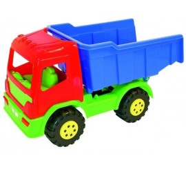 """Žaislinė mašina - """"Sunkvežimis savivartis"""""""