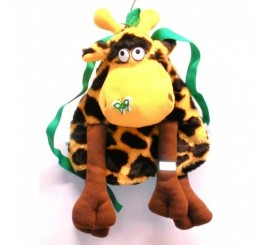 """Vaikiška kuprinė """"Žirafa"""""""
