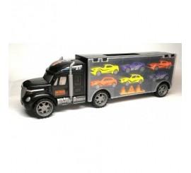 Žaislinis sunkvežimis – tralas