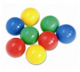 Spalvotų kamuoliukų rinkinys (80 vnt.)